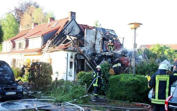 В Германии произошел взрыв в жилом доме, погибли три человека