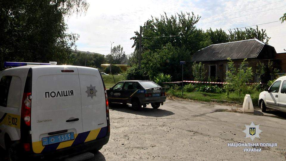 В Харькове пенсионерке подпалили дом пытаясь уничтожить следы убийства (фото)
