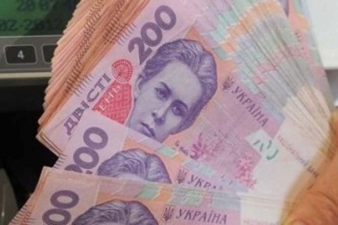 В Украине существенно увеличился размер долгов по зарплатам