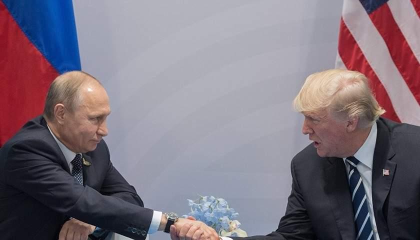Трамп не исключил признания Крыма частью РФ