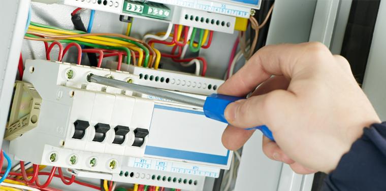 «Домашний мастер» - услуги по электромонтажу