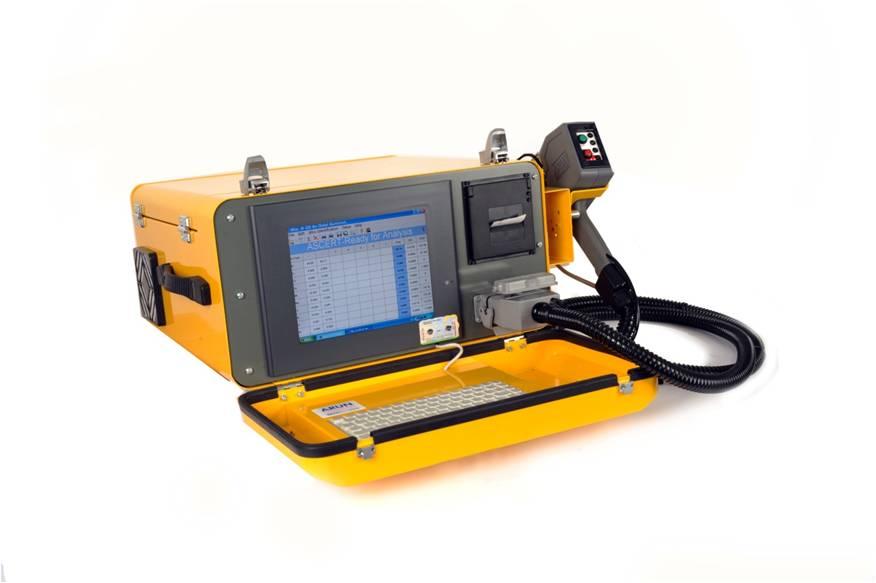 Портативные спектрометры для работы