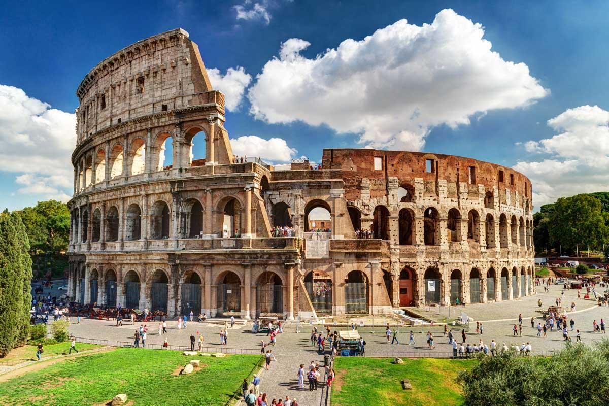 Обзорные экскурсии по Риму с гидом