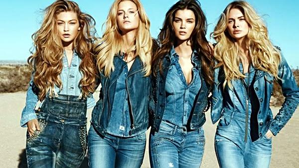 Американская оригинальная джинсовая одежда по доступным ценам