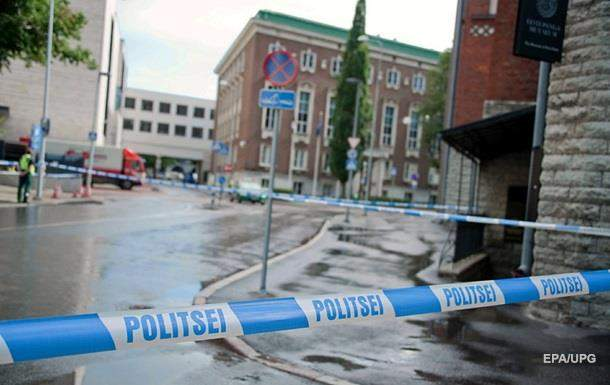 В столице Эстонии в результате стрельбы пострадал человек