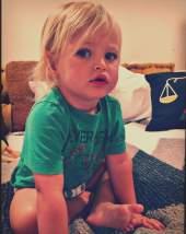 Меган Фокс показала своего малыша (фото)