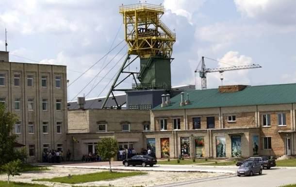 На Волыни полсотни шахтеров устроили забастовку из-за задолженностей по зарплатам