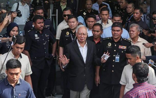 В Малайзии арестовали бывшего премьер-министра за пропажу миллиардов долларов