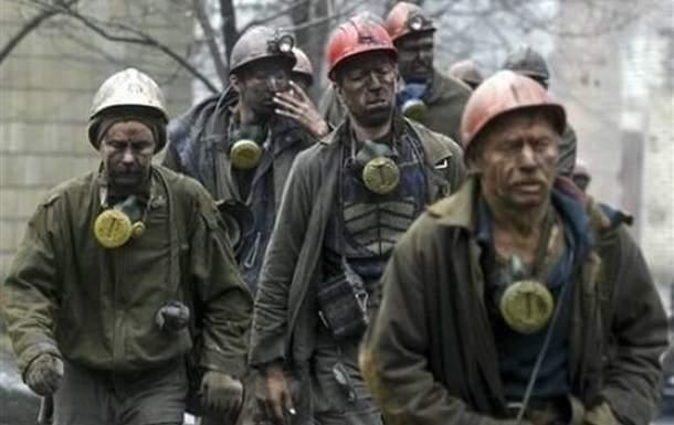 Шахтеры со всей Украины планируют провести массовые митинги с требованием погасить долги по зарплате