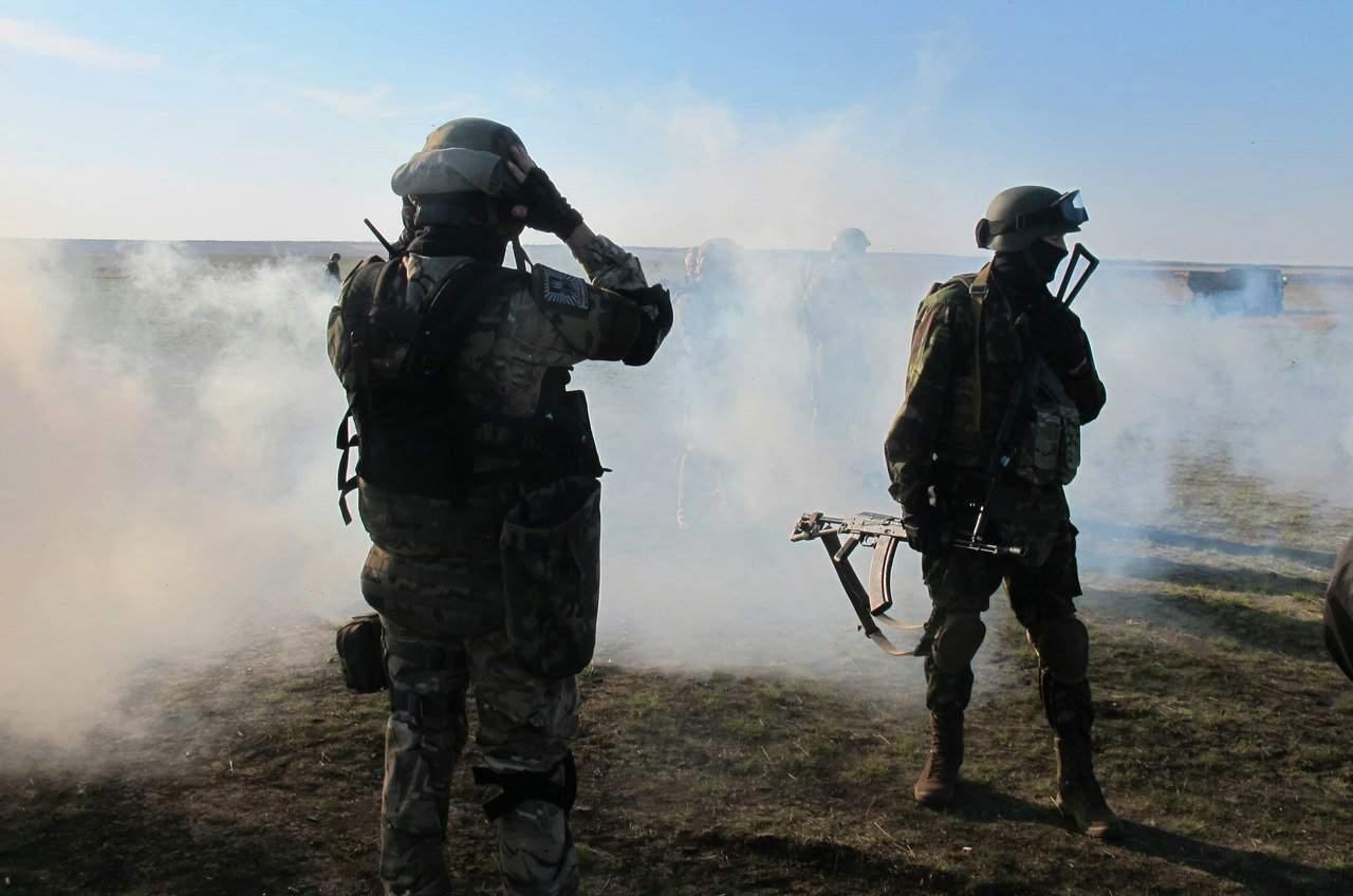 На Донбассе зафиксировано 17 обстрелов по вооруженным силам ООС