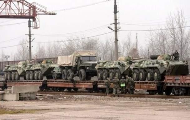 На Харьковщине при погрузке техники погиб военный
