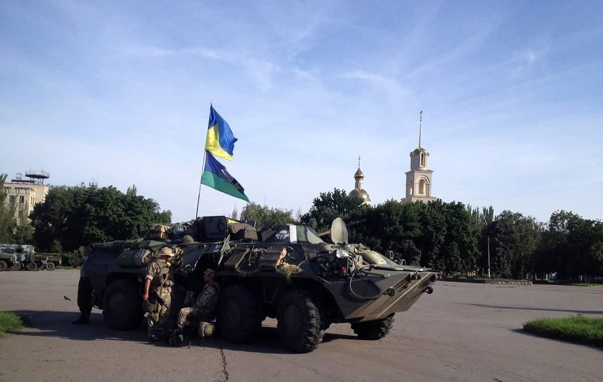 Порошенко поздравил жителей Славянска и Краматорска с Днем освобождения от вражеских войск