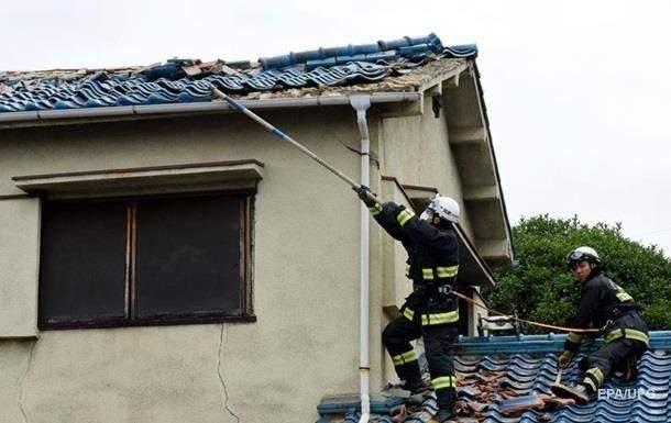 В Японии из-за обильных дождей погибли восемь человек, еще 39  пропали без вести