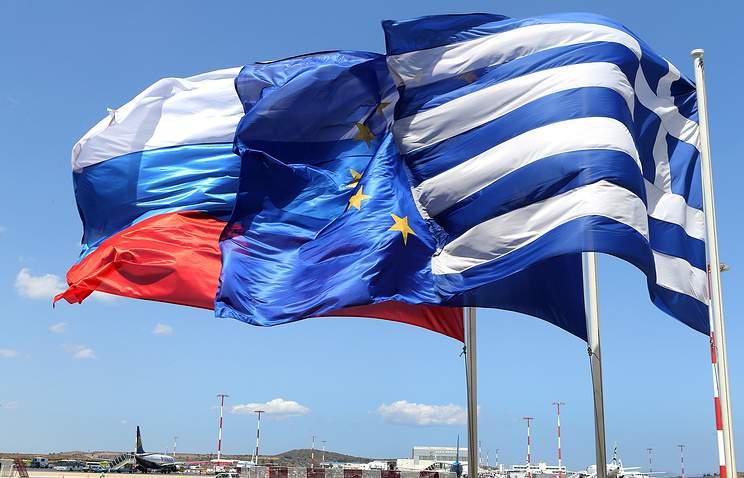 Из Греции выдворили двух российских дипломатов