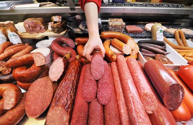 В Украине за 2018 год цены на мясо и мясные продукты увеличились на 24,5%