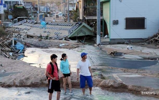 В Японии из-за наводнения  количество погибших достигло 176 человек