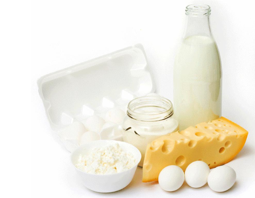 В Украине выросла стоимость на молочные продукты и яйца