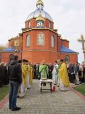 На День Петра и Павла в Волынской области ограбили церковь