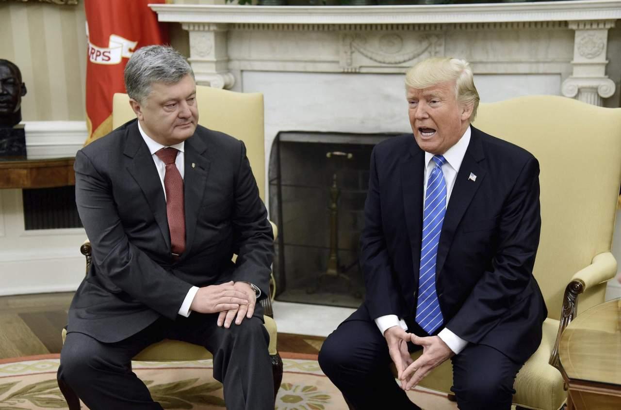 В Администрации президента подтвердили встречу Порошенко и Трампа