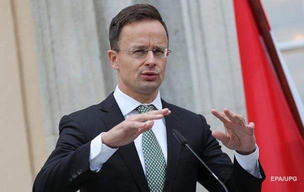 Венгрия не поддержит стремление Украины в НАТО