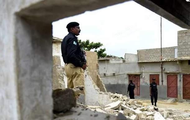 В Пакистане прогремел взрыв. 70 погибших