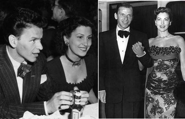 В США скончалась первая жена Фрэнка Синатры