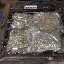 На Харьковщине задержали украинца, который пытался вывезти за границу 14 килограммов наркотиков (фото)
