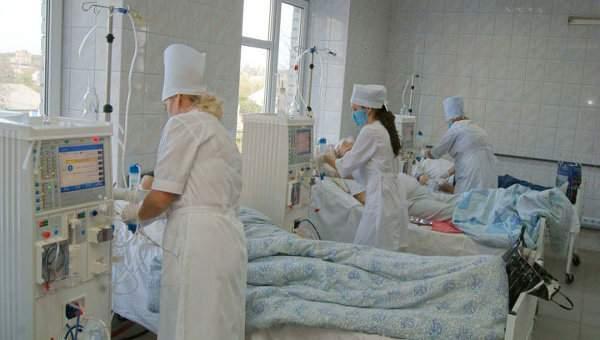 В Украине  подтвержден четвертый случай заболевания с диагнозом дифтерия