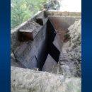 В Кременчуге мужчина с 4-метровой высоты упал в металлический бункер (фото)