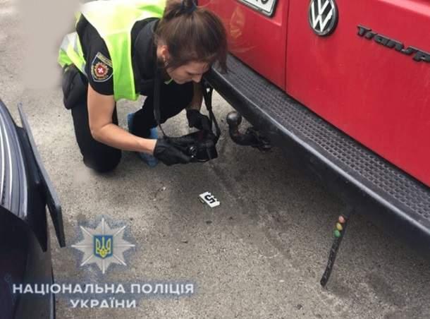 В Ровно неизвестные застрелили предпринимателя (фото)
