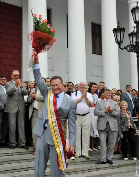 Минздрав уволил ректора Одесского медуниверситета (фото)
