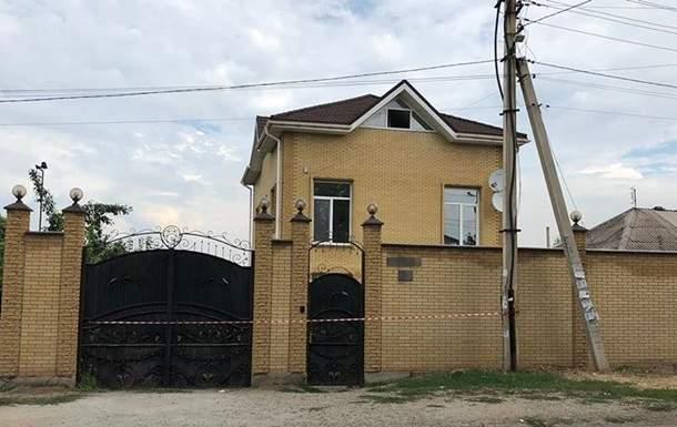 В Запорожье неизвестный бросил гранату во двор частного дома