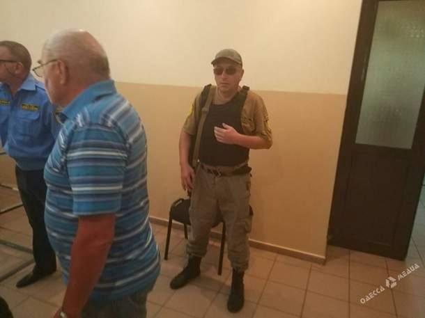 В Одессе неизвестные захватили ректорат ОНМедА (фото)