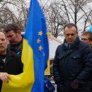 Экс-депутат и активный сторонник Евромайдана Дмитрий Спивак назвал Бандеру и УПА преступниками