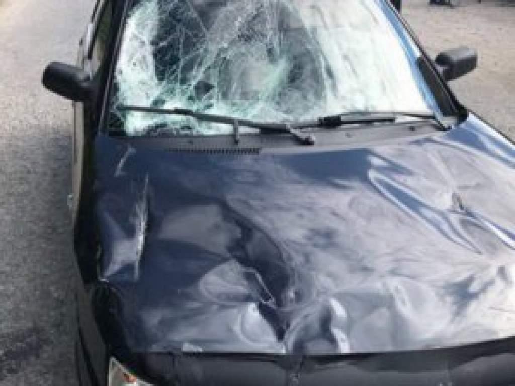 На Винничине легковой автомобиль сбил двух детей: один из детей погиб (фото)