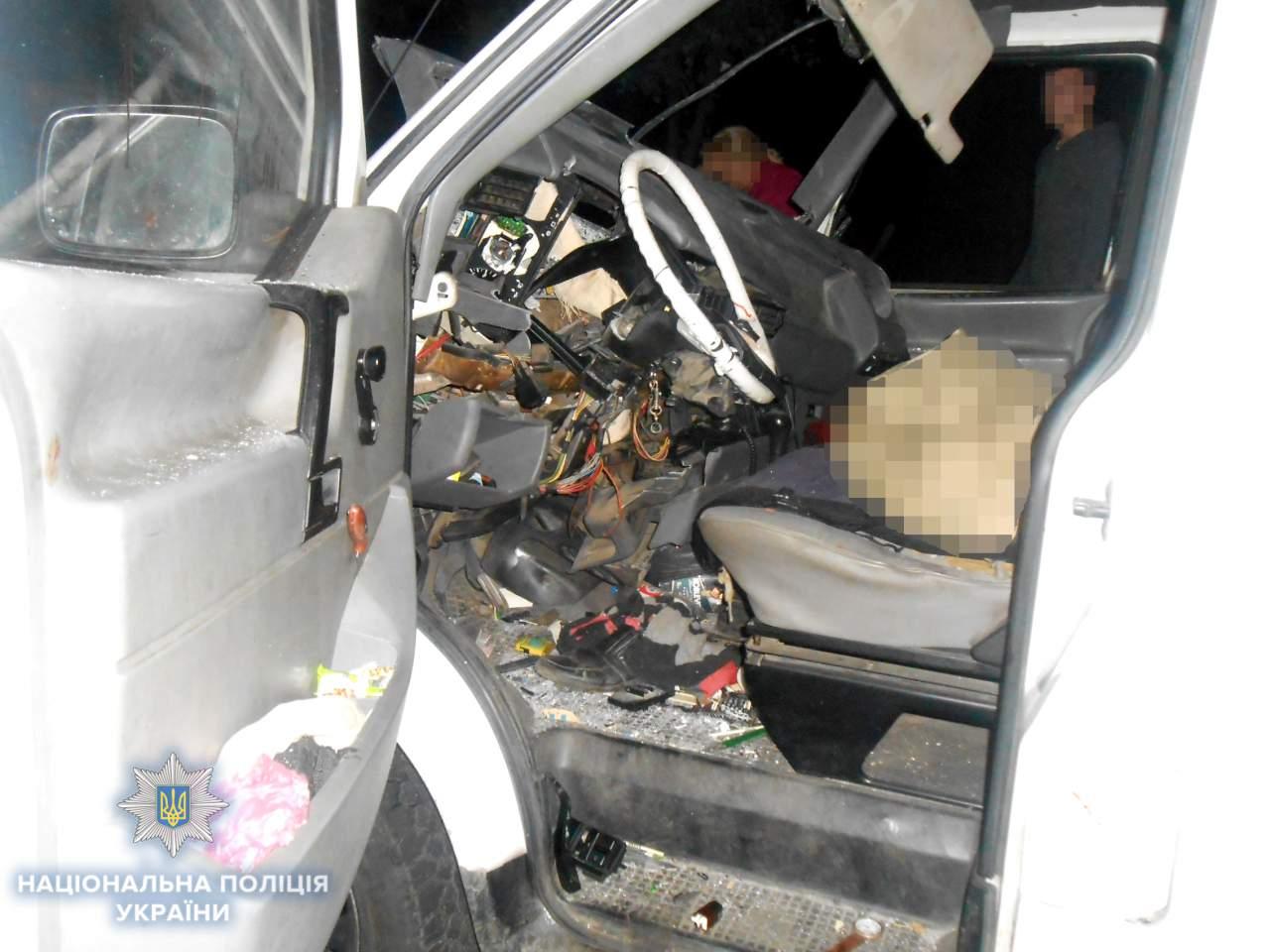 В Ровно в крупном ДТП погиб украинский военный, еще один госпитализирован