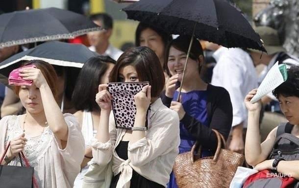 В Японии из-за аномальной жары умерло 30 человек