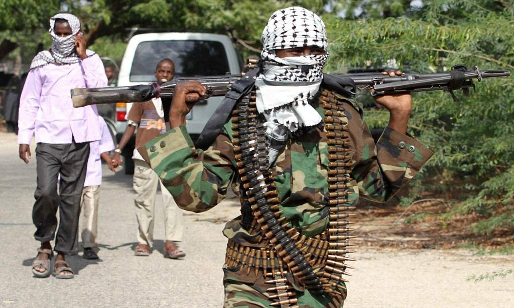 В Сомали боевики