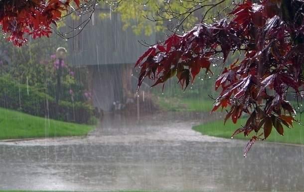 Спасатели предупредили, что Киев накроют дожди и грозы