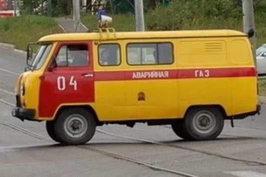 В Киевской области,  в результате повреждения неизвестными лицами трубопровода, произошла масштабная утечка газа