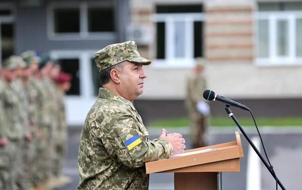 Полторак уволил 5 офицеров, причастных к масштабным хищениям топлива в Одессе