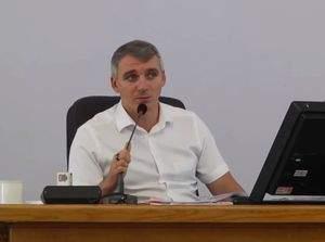 Мэр Николаева оскандалился, высказавшись нецензурно во время заседания 41-й сессии