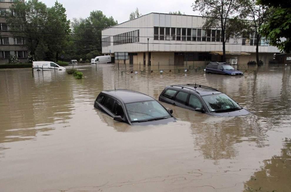 Наводнения в Китае: Пострадали 23 миллиона человек