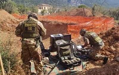 В Италии из-за обнаруженой бомбы эвакуировали 11,3 тысяч человек
