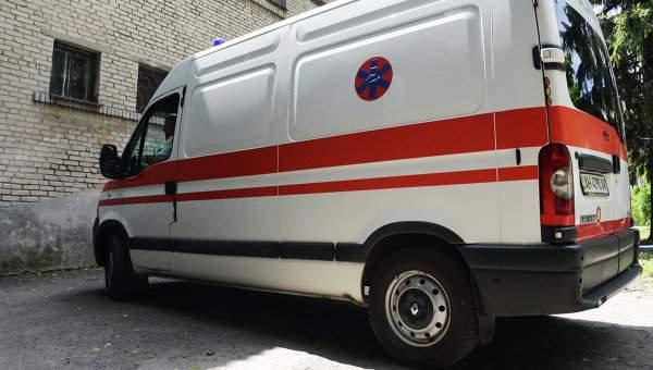 В Запорожской области таксист умер прямо за рулем автомобиля