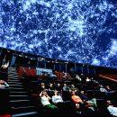 Изучение космоса в Московском планетарии