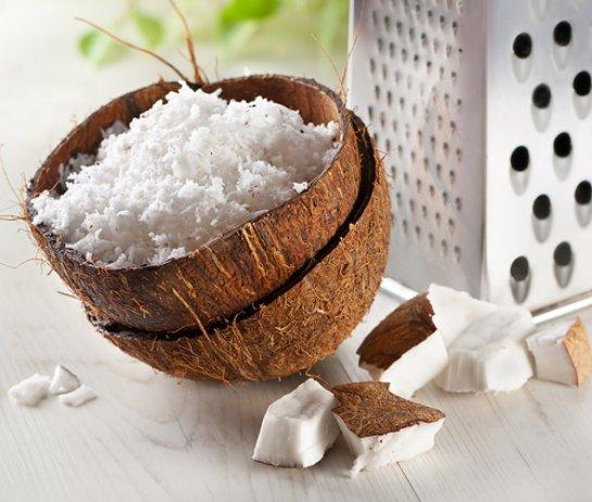Где купить натуральную кокосовую стружку?