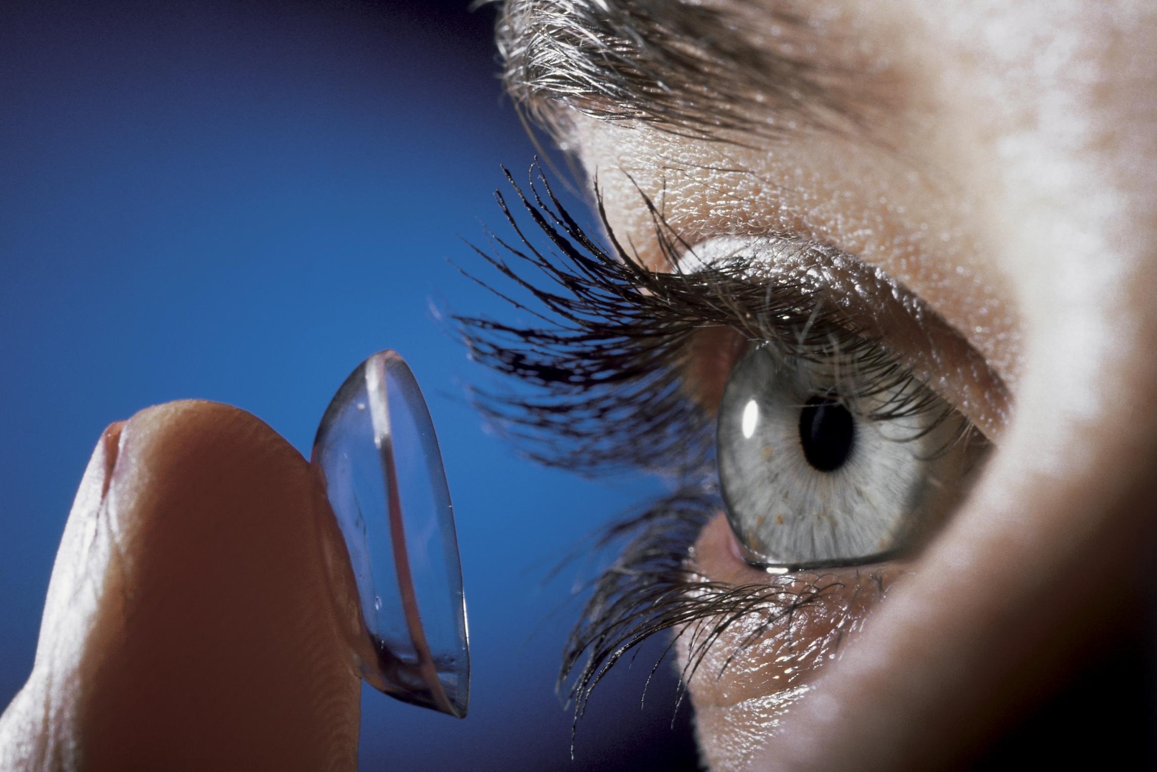 Контактные линзы по отличной цене для ваших глаз