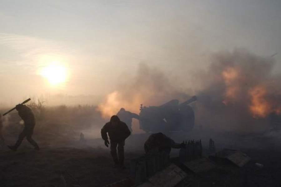 В зоне ООС получил ранение один украинский военнослужащий