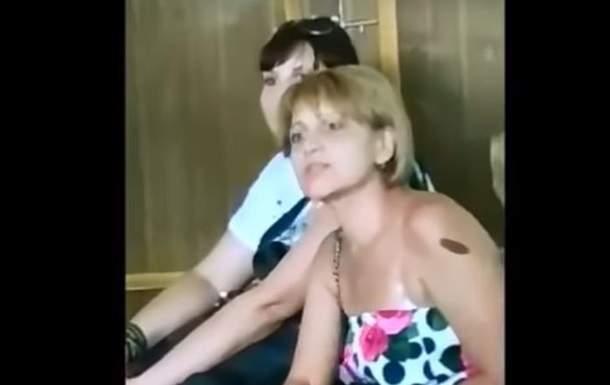 В Кривом Роге неизвестные спели гимн СССР в зале суда (видео)